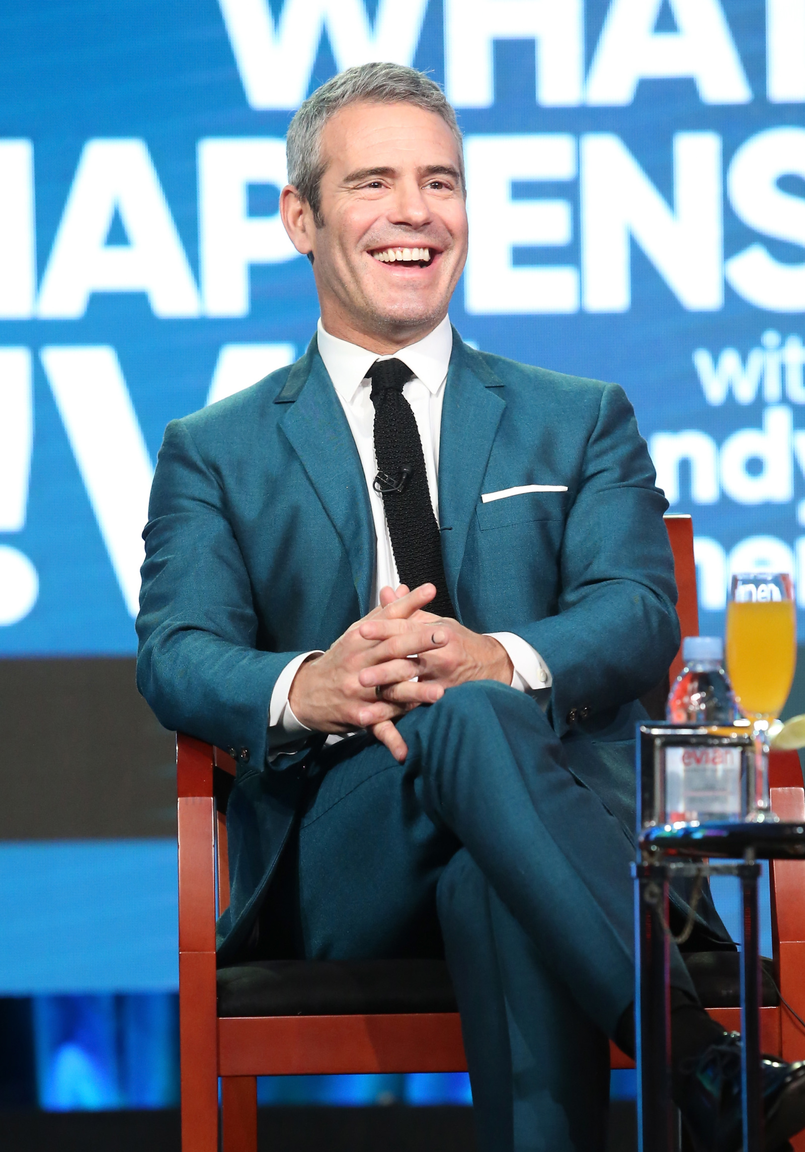 Bravo: Watch What Happens Live with Andy Cohen @ Home is back!